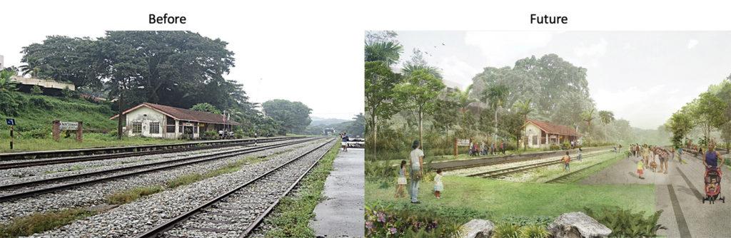 Pefect Ten - Bukit Timah Railway Station Future Plan Singapore