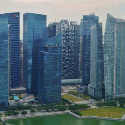 Pefect Ten - Marina Bay Financial Centre